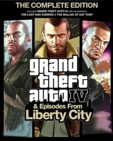 Grand Theft Auto IV - <span style=color:#39a8bb>[DODI Repack]</span>