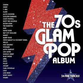 VA - The 70s Glam Pop Album (2021) Mp3 320kbps [PMEDIA] ⭐️