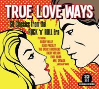 VA - True Love Ways - 60 Classics From The Rock n Roll Era [3CD] (2021) Mp3 320kbps [PMEDIA] ⭐️