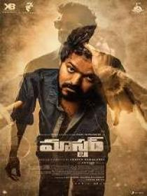 Master (2020) Telugu DVDScr x264 MP3 700MB